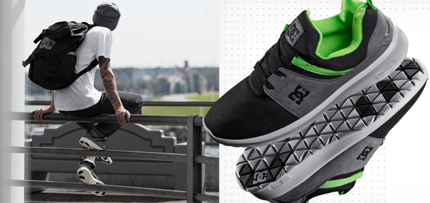 Акции DC Shoes в Керчи